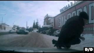 Димитровград веселый пешеход