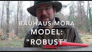 Bauhaus Mora-Messer