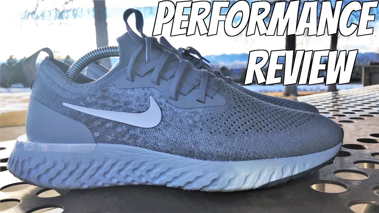 e69ea16dfa701 NIKE EPIC REACT FLYKNIT PERFORMANCE REVIEW