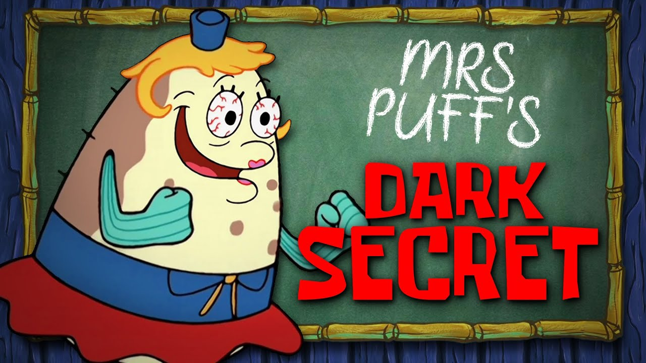 Download SPONGEBOB CONSPIRACY #3: The Mrs. Puff Theory