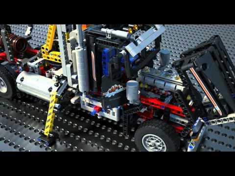 Lego Technic - 9397 Transport