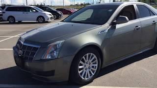 2010 Cadillac CTS Review