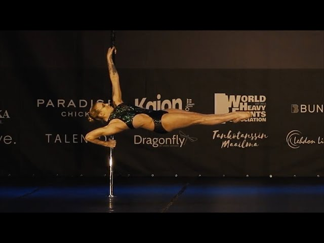 Best of Pole: Bianca Breschi (Pole Sport World Championships, POSA, 2019)