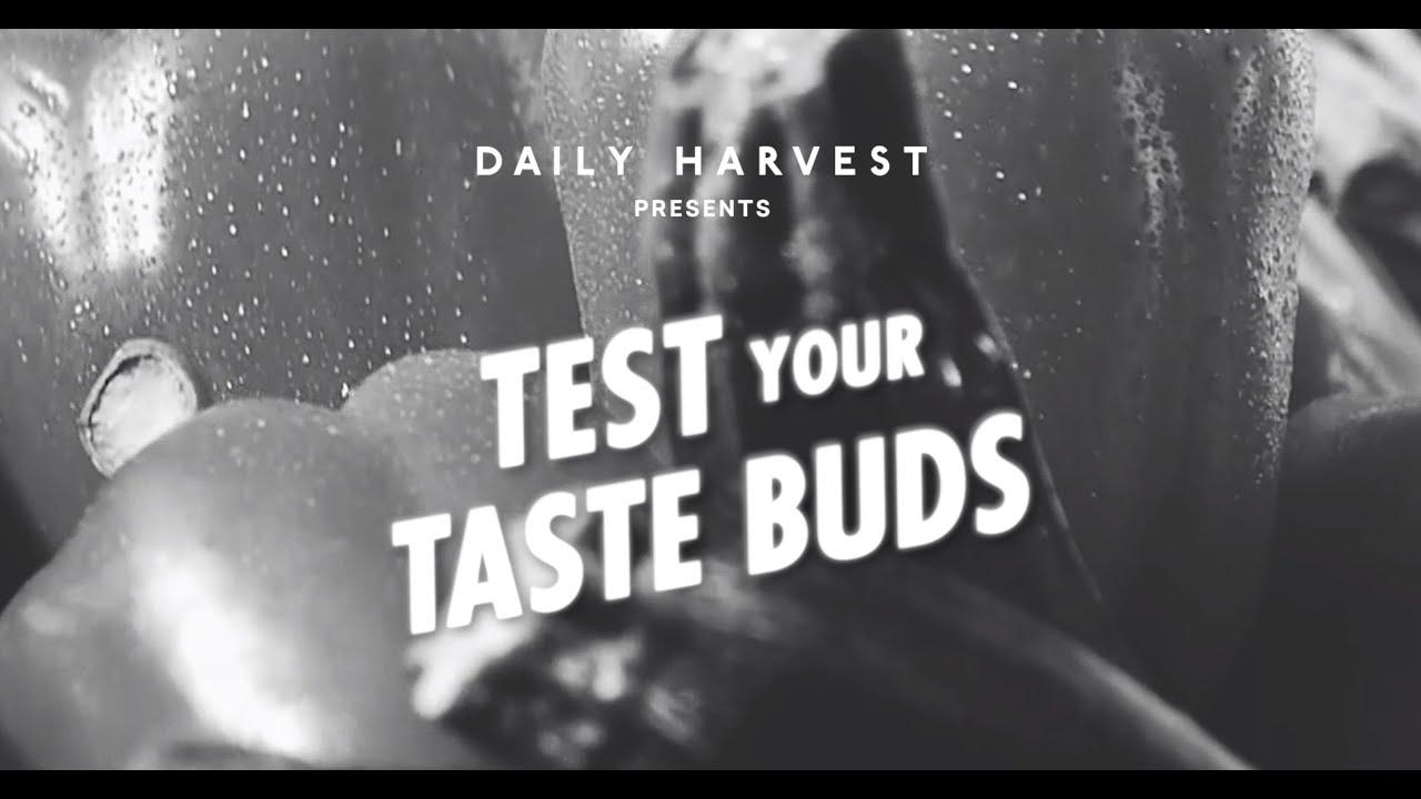 Test Your Taste Buds: Harvest Bowls (Episode 1)
