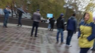 Силовики в гражданском пристают к людям! Нижний Тагил. 07.10.2017