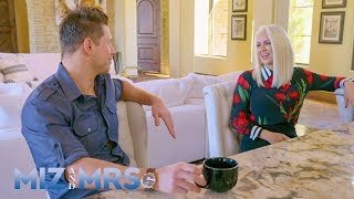 The Miz is in shock after learning Maryse spent thousands of dollar...
