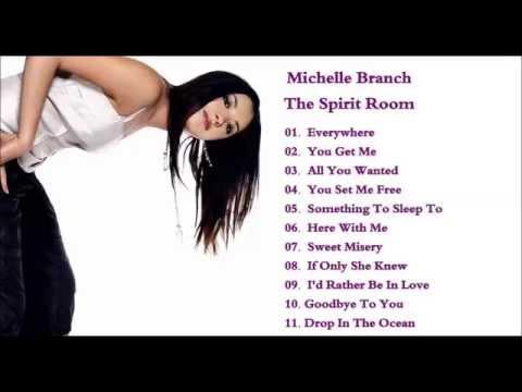 MICHELLE BRANCH - ALBUM THE SPIRIT ROOM