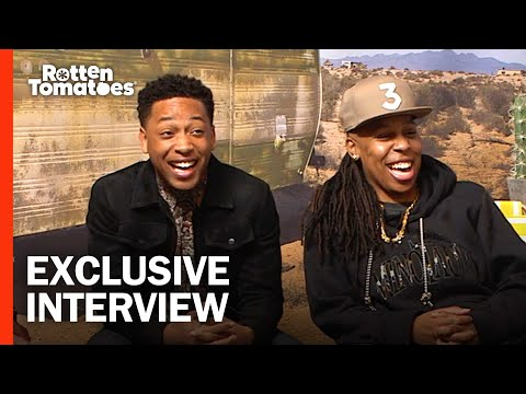 UNCUT 'The Chi' Cast and EP Interview | Rotten Tomatoes @ SXSW 2018