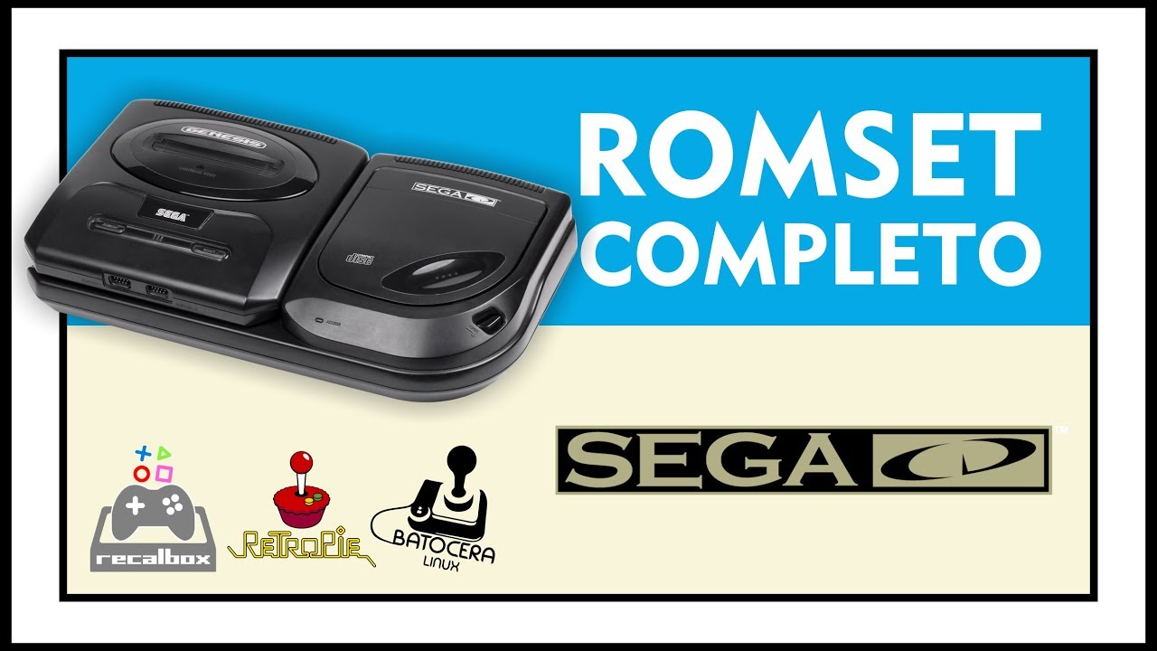 DOWNLOAD COMPLETE ROMSET - SEGA CD