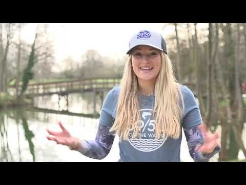 Orvis UK's 50/50 Day with Marina Gibson