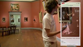 Mobile Website for the Worcester Art Museum