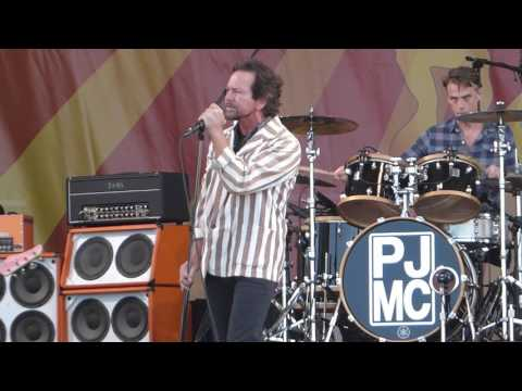 Pearl Jam - State of Love and Trust (Jazz Fest 04.23.16) HD