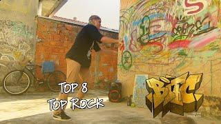 BITC Online 2021 - Top 8 Batalha de Top Rock
