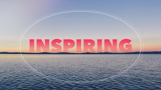 Happy and inspiring background music for videos and presentations