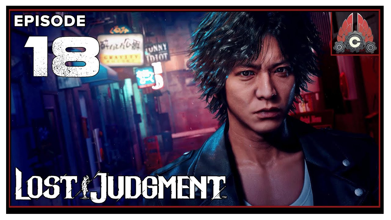 CohhCarnage Plays Lost Judgment (Thanks Ryu Ga Gotoku For The Key) - Episode 18
