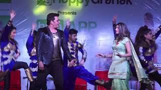 भोजपुरी सुपरस्टार Ravi Kishan और Haryanvi Super Dancer Sapna Chaudhary का जबरदस्त मुक़ाबला
