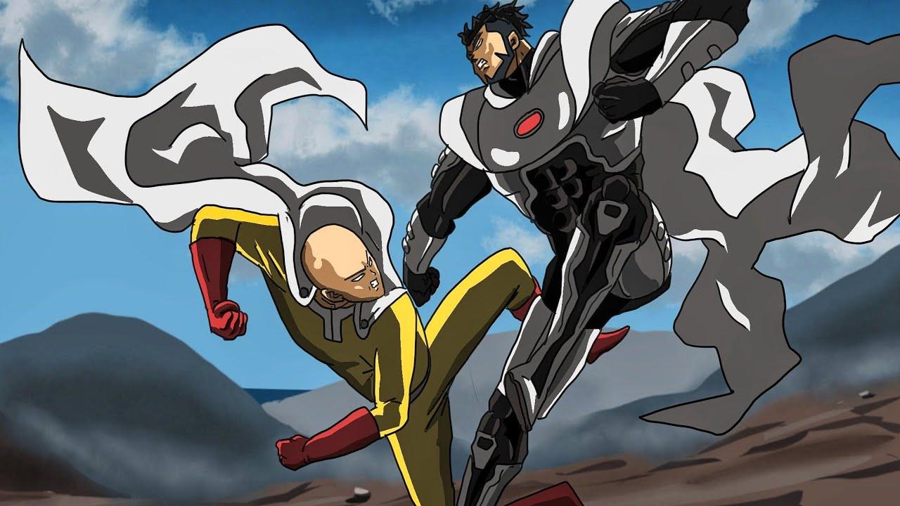 Download Saitama vs BLAST [fan animation] one punch man PART 2