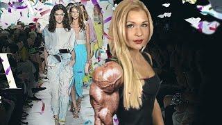 Repeat youtube video Kraftsportlerin in Kleid?!? Wie sieht das aus?