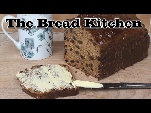 Quick Malt Loaf Recipe in The Bread Kitchen