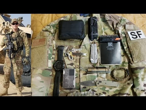 Everyday Carry Active Duty Deployed