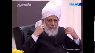 How was the Purdah at the time of the Holy Prophet (sa)