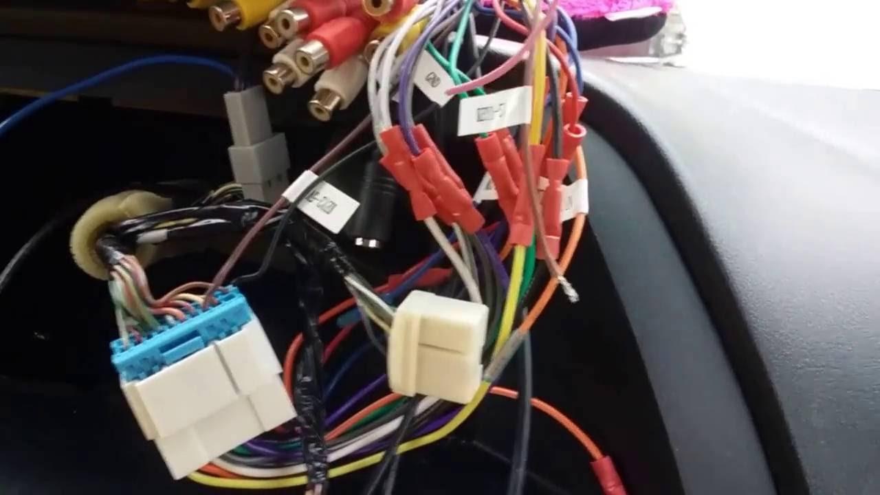 Amazon Radio Wiring Harness Steering Wheel Radio Control Connection 2007 Honda Odyssey