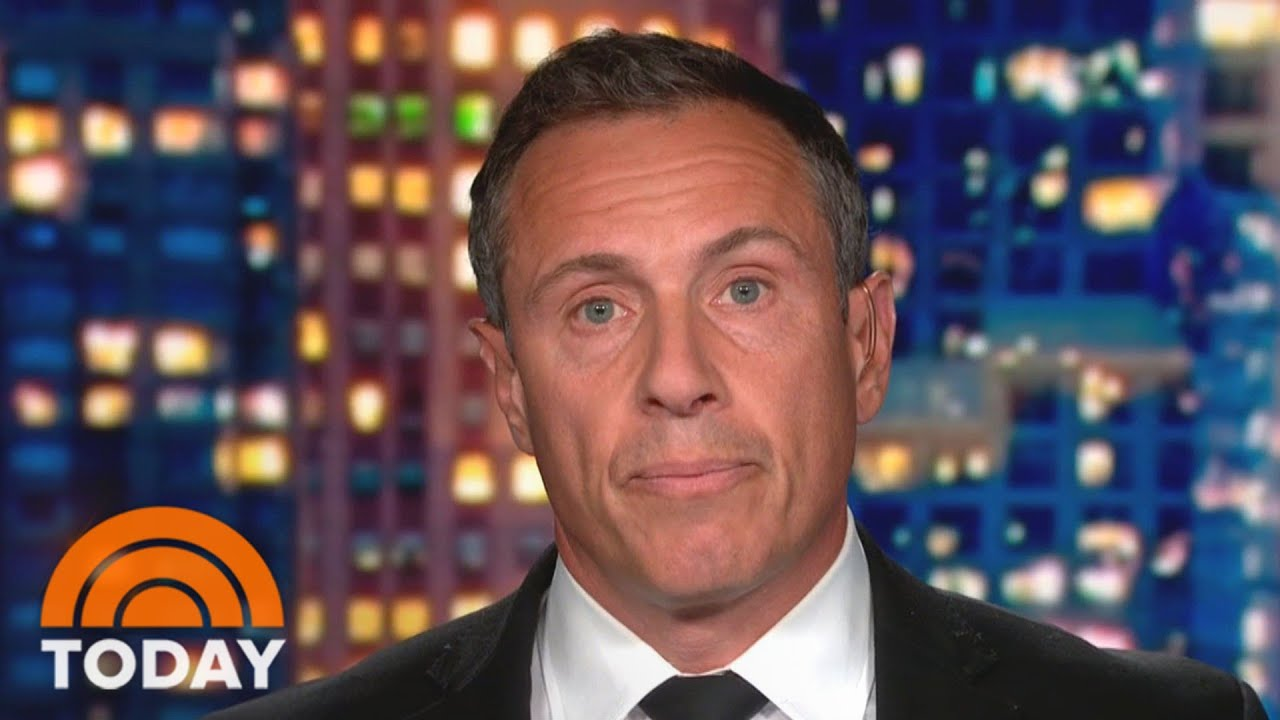 Chris Cuomo apologizes to CNN after report found he advised Gov ...