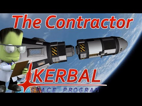 [8] Getting A Little Sloppy | The Contractor - Kerbal Space Program