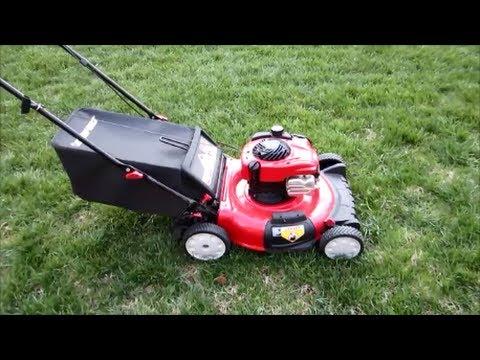 Troy Bilt Tb110 Lawn Mower B Amp S 550ex Series Engine It S