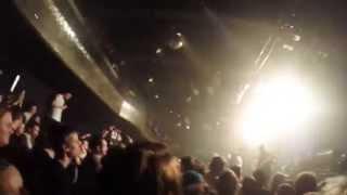 ENTER SHIKARI - Sssnakepit + Remix [Live at Prague, January 2015, The Mindsweep Tour]