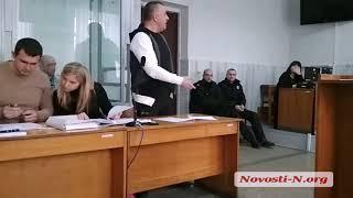 """Видео """"Новости-N"""": Николаевский бизнесмен Науменко об обвинениях в его сторону"""
