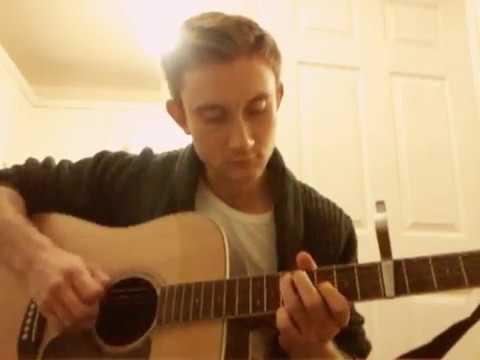 minor acoustic guitar improvisation