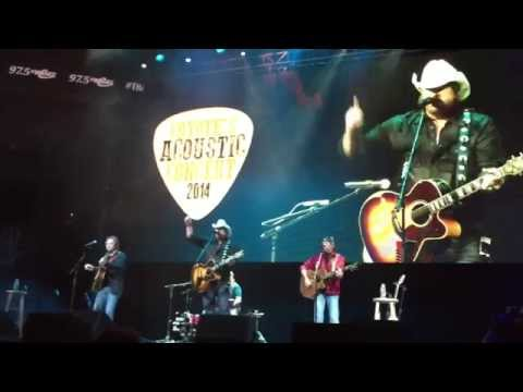 Toby Keith - Remembering The First Time on Radio! Thumbnail image