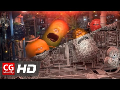 """CGI 3D Breakdown HD """"Making of Oasis Papayon"""" by Unit Image 