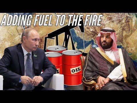 Russia and Saudi Arabia's OPEC Oil Price War Explained