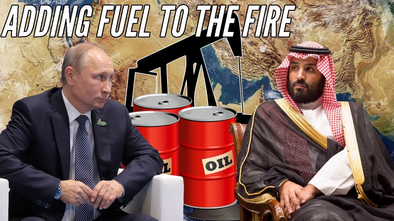 Russia and Saudi Arabia's OPEC Oil Price War Explained