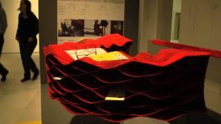 SHAPE YOUR LIFE! Alcantara - MAXXI project. Society of Architecture Thumbnail