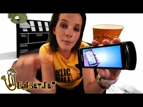 Videorama Samsung i8910 HD Omnia