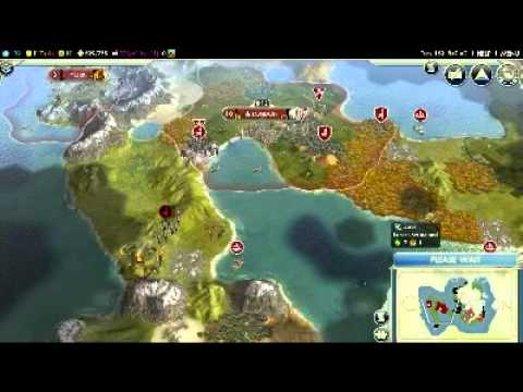 The True (and Accurate) History of England LIVE, Part 4 - The Porcelain Tower (Civilization V)