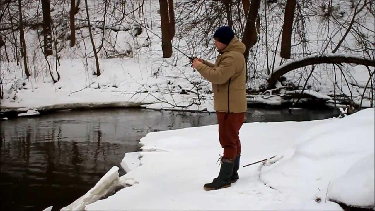 видео ловли щуки на малых реках в подмосковье