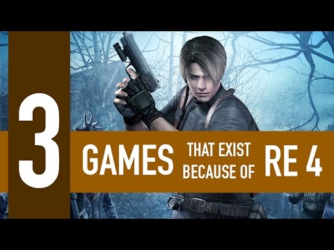 3 games that exist because of Resident Evil 4