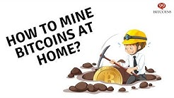 How Mine Bitcoin at Home in 5 Steps
