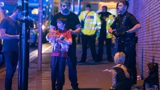 Suicide bomber attacks Ariana Grande concert in U.K.