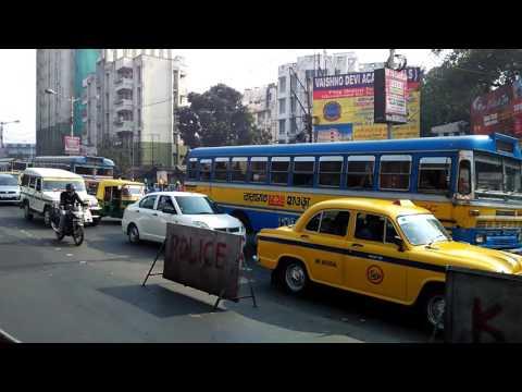 Kolkata Road Guide: Ultadanga to Lake Town