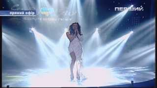 """Zlata Ognevich - Eurovision 2014 National selection sings """"Passion"""""""