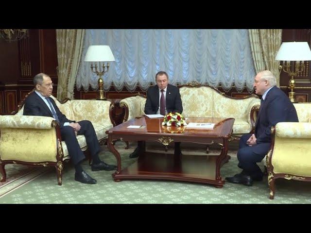 «Никуда не деться от тесных отношений»: Лукашенко о взаимодействии Белоруссии и России