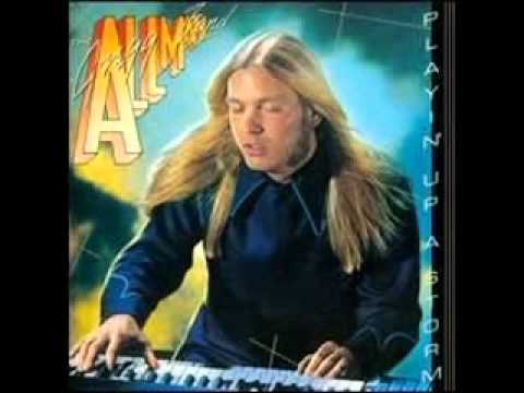 The Gregg Allman Band - Playin' Up A Storm (Album - May, 1977)