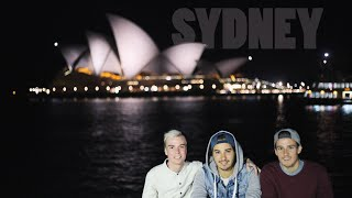 Weekend in Syndey Australia