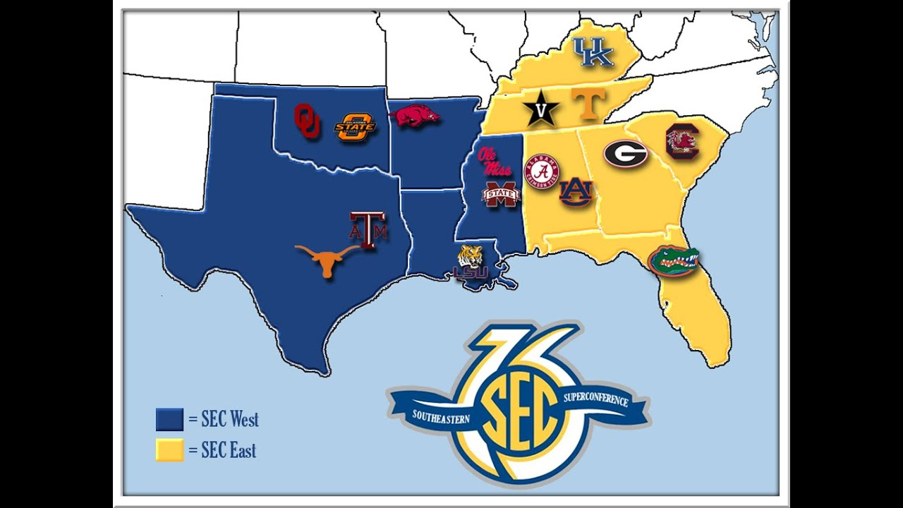 What if the Big 12 Disbanded?!? OU and OSU to SEC? Texas ...