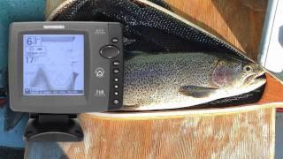 видео Gps модуль humminbird 718